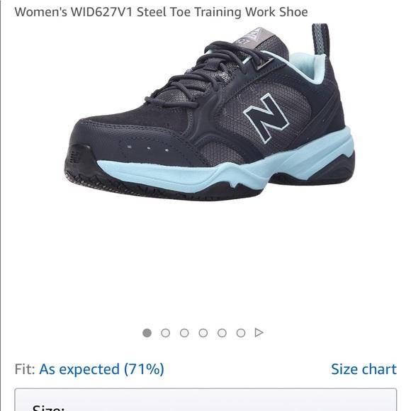 18af758a6b0 New Balance Steel Toe Shoes